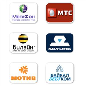 Операторы сотовой связи Жирятино